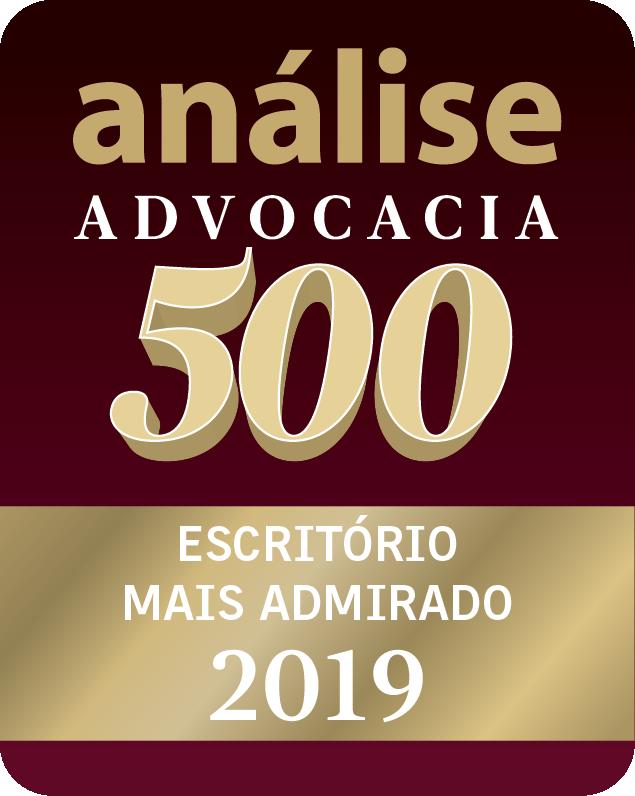 Análise Advocacia 500 2019